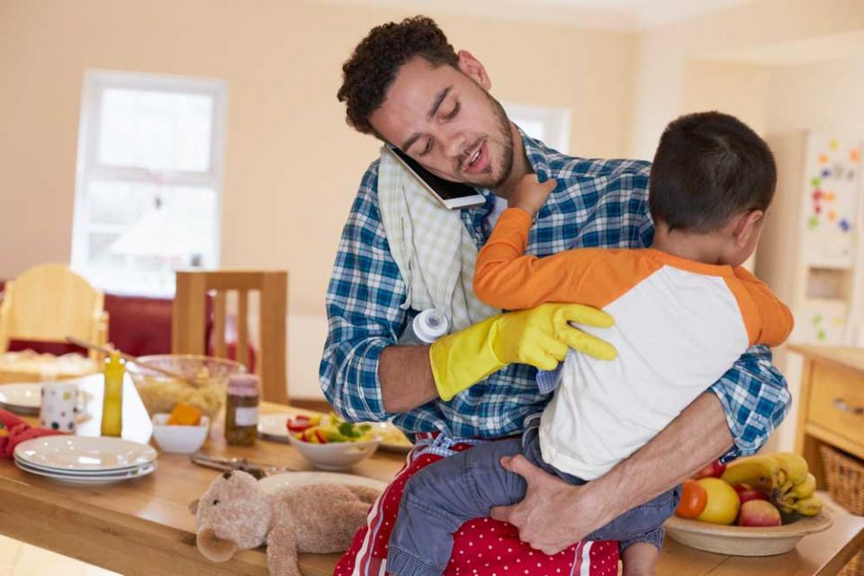 These Are The Skills 'Modern Dads' Need To Know, According To Survey