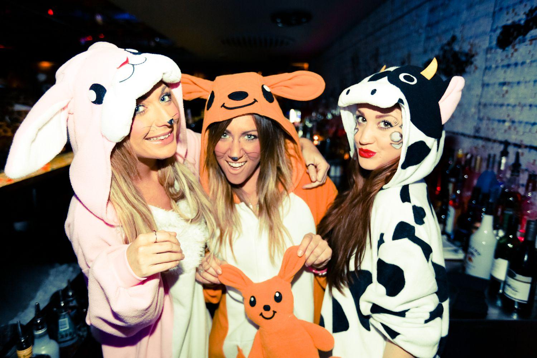3 Fantastic Kigurumi Pajama Designs That You'll Love